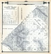 Page 105, Kettleman Plains 1, Oakdale Colony, Tulare County 1892